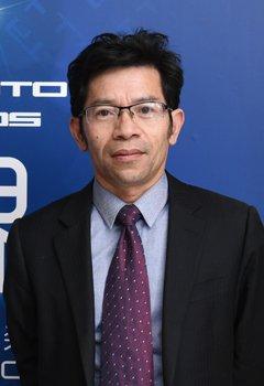 中国汽车流通协会秘书长 肖政三