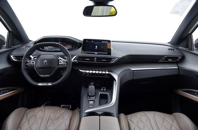 东风标致5008将于6月8日上市 7座中型SUV
