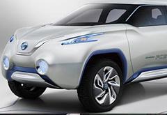 日产将推全电动SUV 或为特斯拉Model Y有力竞争对手