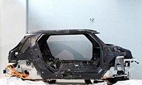 铝合金车身轻量化技术大大降低车重