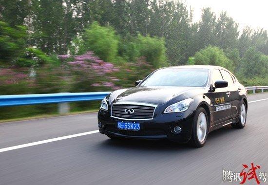 英菲尼迪将推出M加长版车型 轴距增加150mm