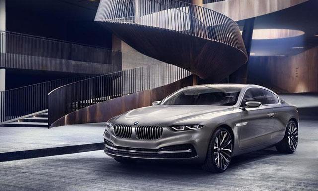 宝马两款新车计划曝光 推全新9系和电动i6
