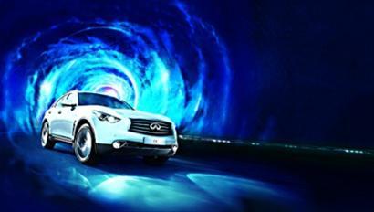 fx是英菲尼迪品牌进入中国引入的首款车型,也是英菲尼迪最成高清图片