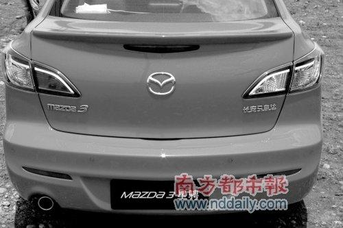试驾全新一代Mazda3星骋2.0L自动版