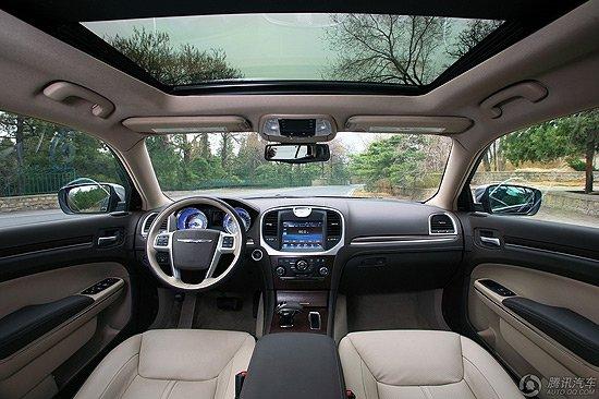 [国内车讯]全新克莱斯勒300C将于7月内上市