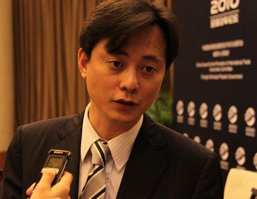 民生金融张博:愿意积极帮助民族汽车品牌