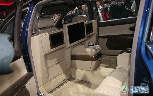 改款迈巴赫北京全球首发 共推四款车型