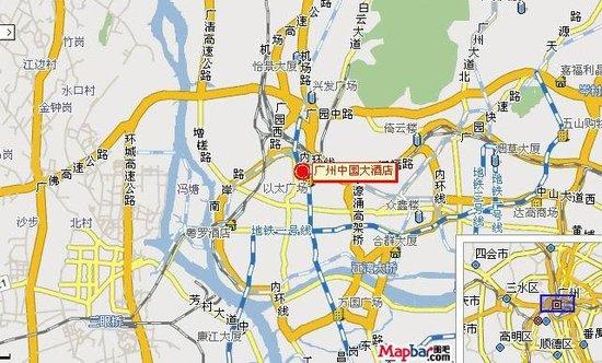 2010广州国际车展参观全攻略-住宿篇(图)
