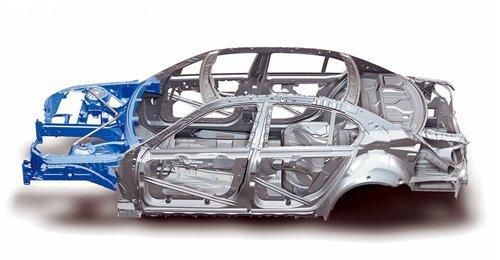 汽车底盘结构