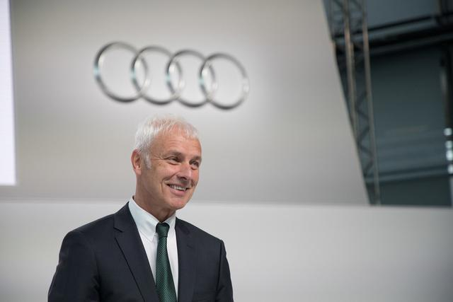奥迪已于上汽签署合作意向书  目标打造SUV和电动车