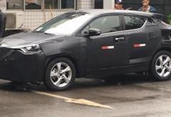 广汽丰田首款小型SUV将于下月上海车展亮相