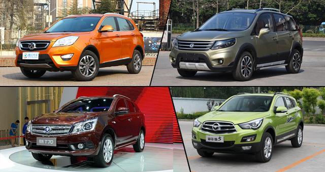 四款实惠大空间自主SUV推荐 竞争力出色