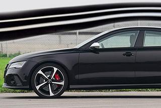 奥迪RS 7掀背式轿跑