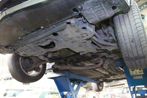 底盘轮胎很重要 长途跋涉后爱车5点要检查