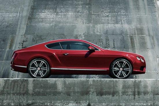 宾利欧陆v8系列发布 将亮相底特律车展