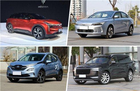 """全民""""500+""""时代已到来!这几款刚上市的新纯电动车值得看"""