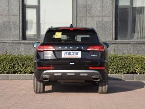 长城汽车 哈弗H7 2017款 红标H7 2.0T 自动尊贵型