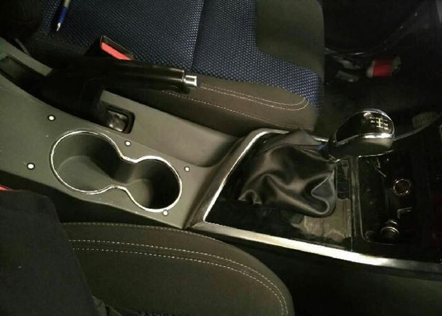 海马S3谍照曝光 低于海马S5/定位小型SUV