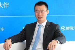 北京汽车股份有限公司副总裁、销售公司总经理吴周涛