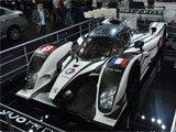 标致908Hybrid4 赛车