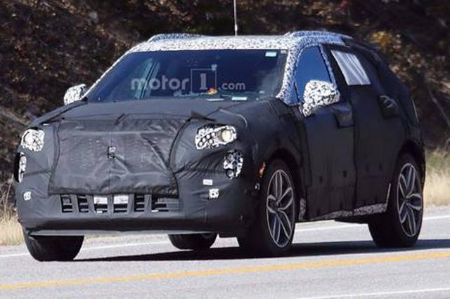 凯迪拉克产品计划 10款新车正在研发