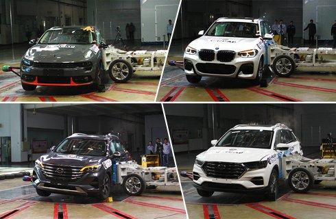 五星批发户重出江湖 2019年首次C-NCAP出炉四款车获五星