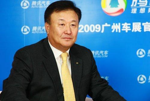 东风悦达起亚汽车有限公司总经理苏南永简历