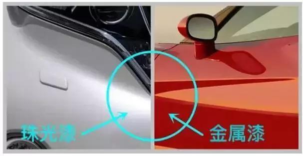 车漆保养小知识分享 看懂了不会被忽悠!
