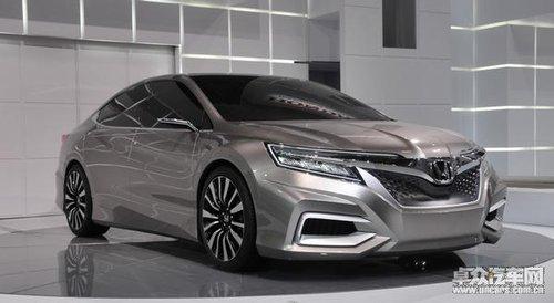 广汽本田Concept C概念车