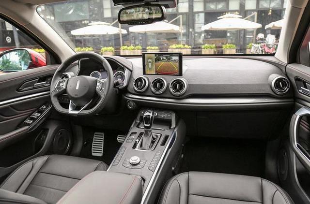 自主豪华SUV时代来临 WEY VV5s设置信息曝光