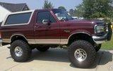 福特复活Bronco