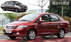 广本理念S1 4月上市 预计售价6-9万元