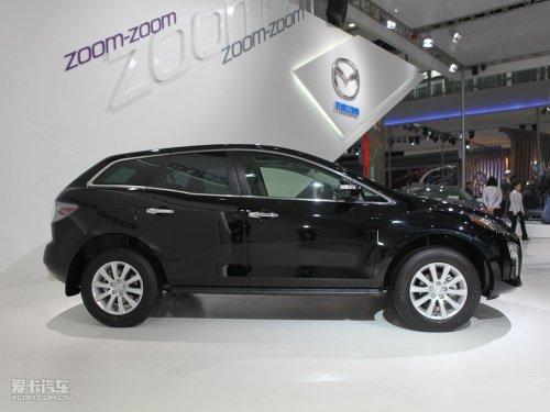 期待降临 明年马自达CX-7国产/CX-9进口