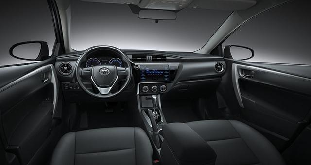 一汽丰田新款卡罗拉上市 售10.78-17.58万元