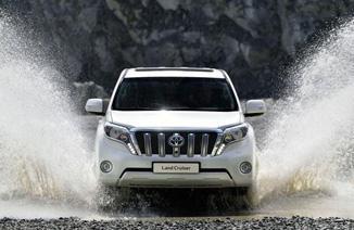 中大型SUV市场纷争 丰田普拉多能否翻盘?
