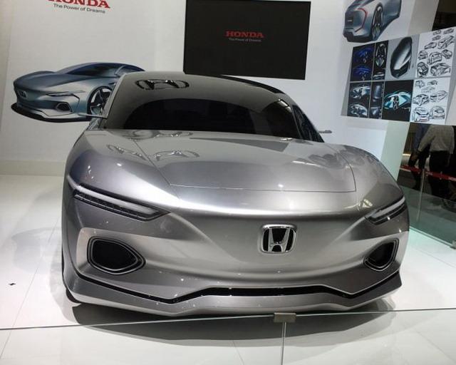 中国团队设计 本田Honda Design C 001公布