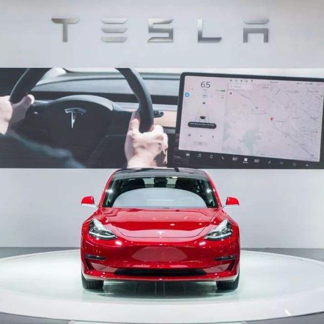 特斯拉 Model 3 进入中国