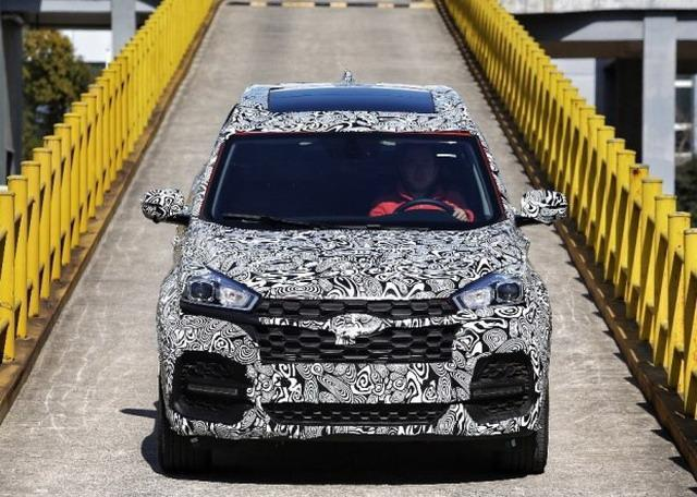 奇瑞全新7座SUV将2月1日晚亮相 或命名瑞虎8