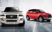 2011自主SUV跑步上市 SUV还将保持井喷增速