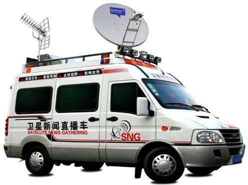 卫星新闻直播车跨代新车型问世