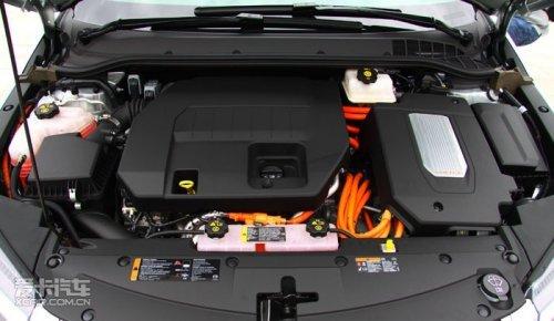 雪佛兰电动车Volt沃蓝达于年底国内上市