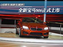 全新宝马M6