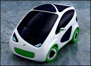 太阳能汽车solar car的基本组成及工作原理
