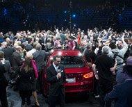 :北美车展预示汽车行业将继续复苏