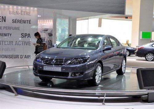 纬度亚洲首发 雷诺8款车型亮相广州车展