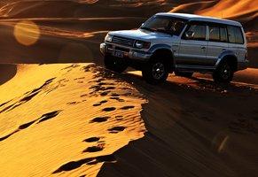 《热情的沙漠》