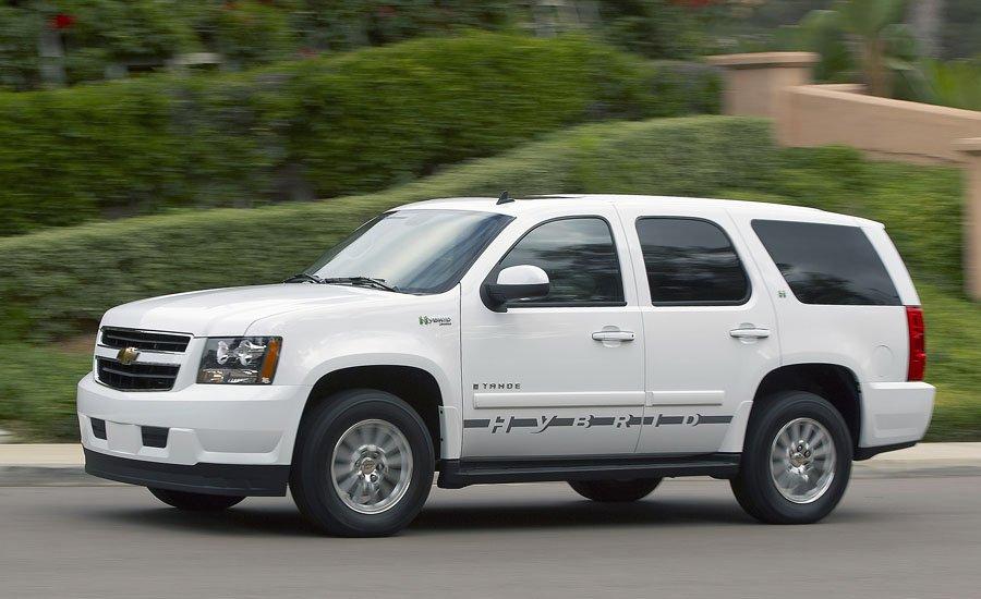2008 Chevrolet Hybrid Tahoe