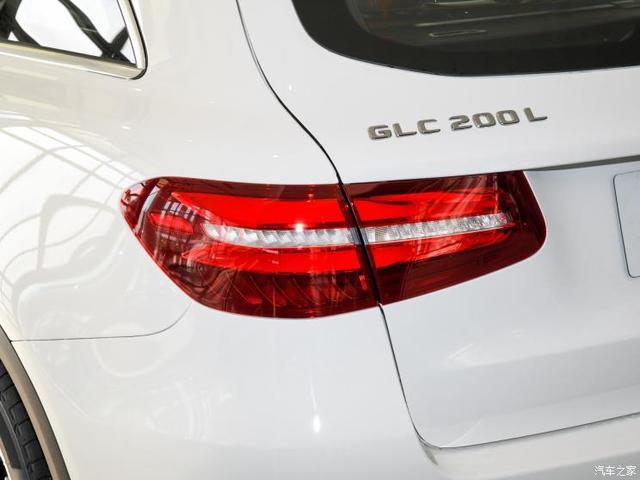 北京 驰骋  驰骋GLC 2019款 GLC 200 L 4MATIC
