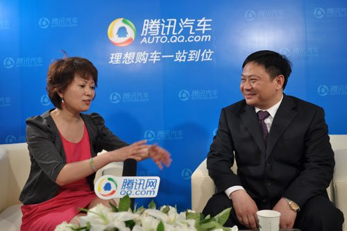 李建国:开瑞微车今年瞄准县级市布网销售