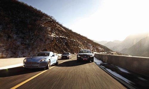 战争升级 三款四门运动豪华轿跑车对比